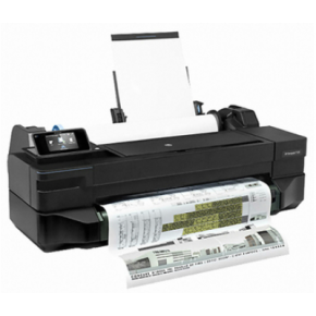 HP DesignJet T120 610mm(24인치) 플로터